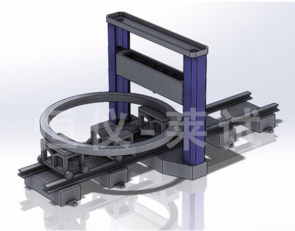 HBRVMS-1500流水线全自动航发硬度计